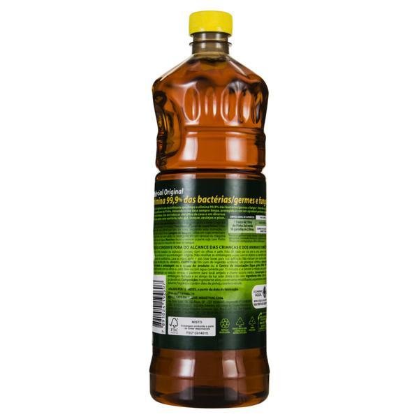 Desinfetante Multiuso Original Pinho Sol Frasco 1l