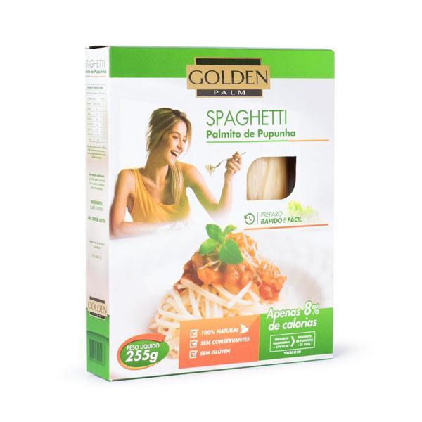 Spaghetti Golden Palm De Pupunha 255G