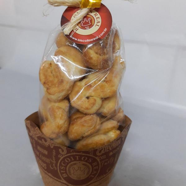 Biscoito Oito de Queijo Diet 250g - Biscoitos Real