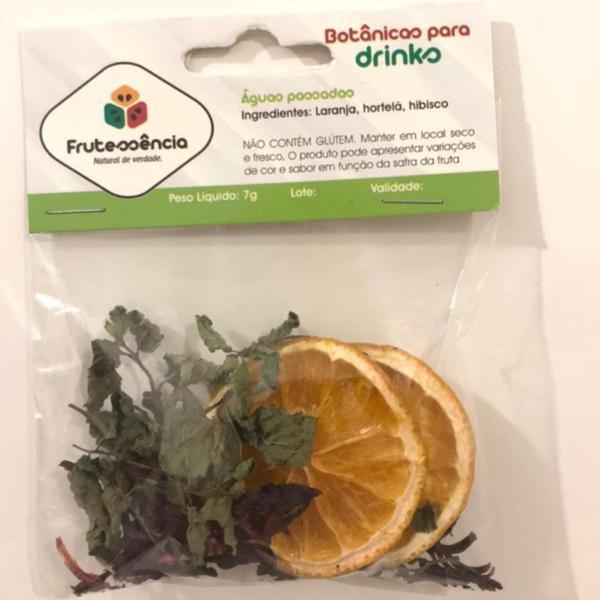 Botânicos para Drinks sachê - Frutessência