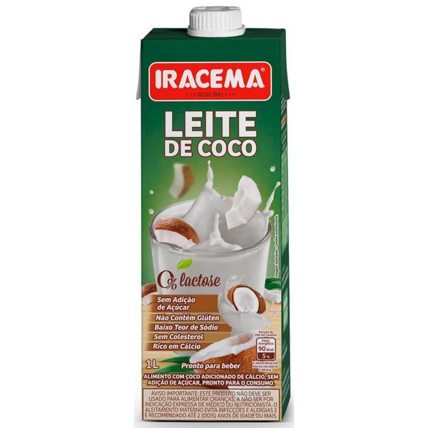 Alimento IRACEMA Coco 1L