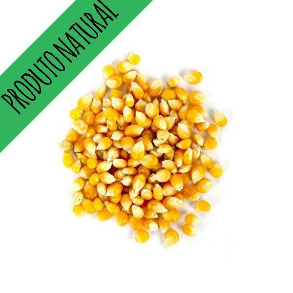 Milho de Pipoca 500 gr - Produto Natural