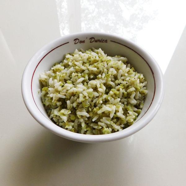 Arroz com Brócolis - 300g
