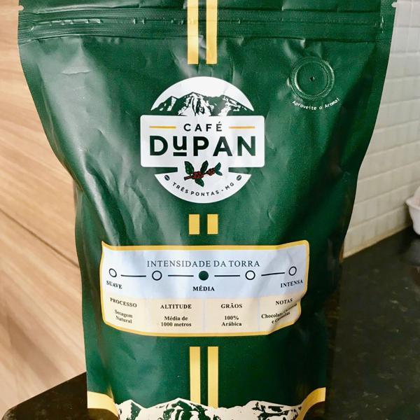 Café em Grãos Torra Média 250g - Café Dupan