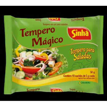 Tempero para Saladas SINHÁ 50g