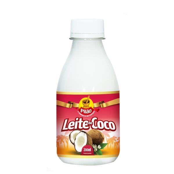 Leite de Coco PILAO 200ml