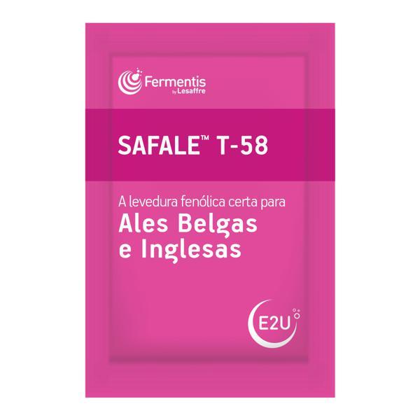 Fermento SafAle™ T-58 - Fermentis 11,5g
