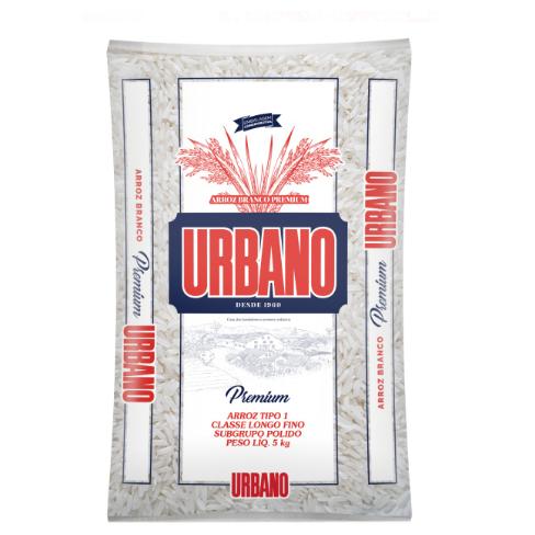 Arroz Tio Urbano 5kg Premium