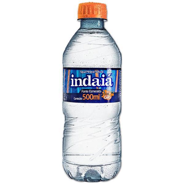Água INDAIÁ com Gás 500ml
