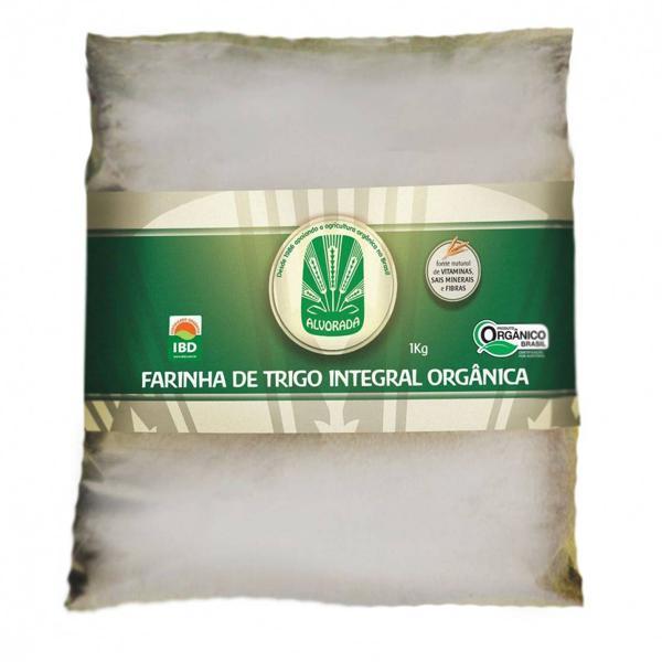 Farinha de Trigo Integral (1kg)