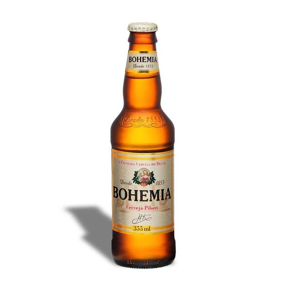 Bohemia long neck - 355ml