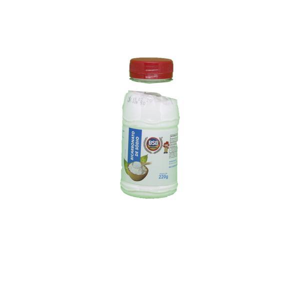 Bicarbonato de Sódio BSB ALIMENTOS 220g