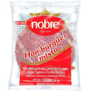 Hamburguer Nobre 56G Misto