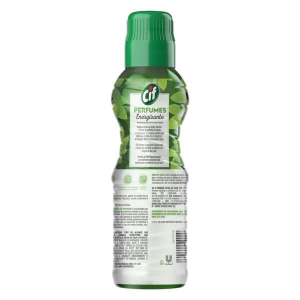 Limpador Uso Geral Energizante Cif Perfumes Frasco 450ml