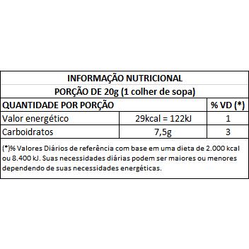 Geleia de Mirtilo 100% Queensberry 250g