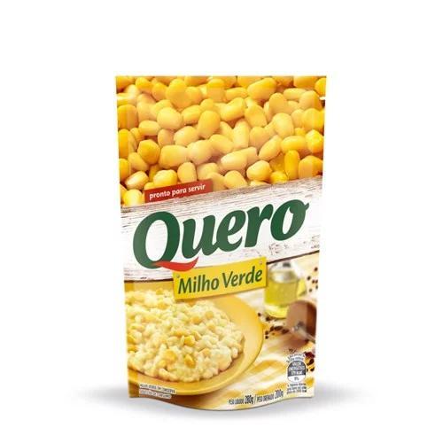 Milho Verde QUERO Sachet 200g