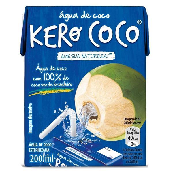 Agua Coco Kero Coco 200Ml