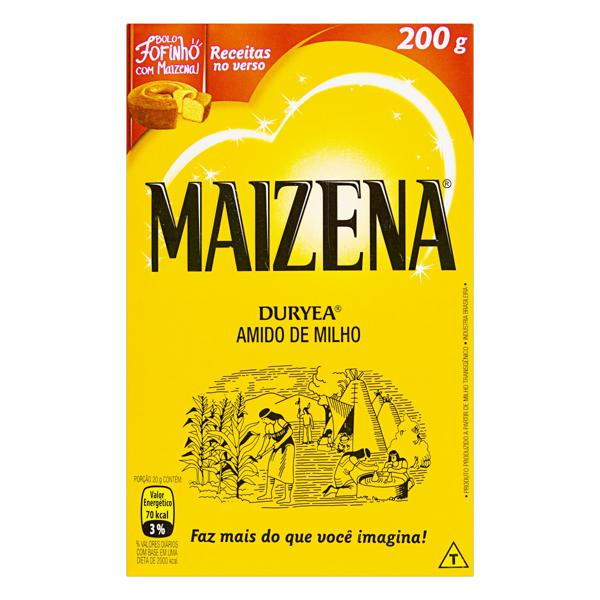 Amido de Milho Maizena Duryea Caixa 200g