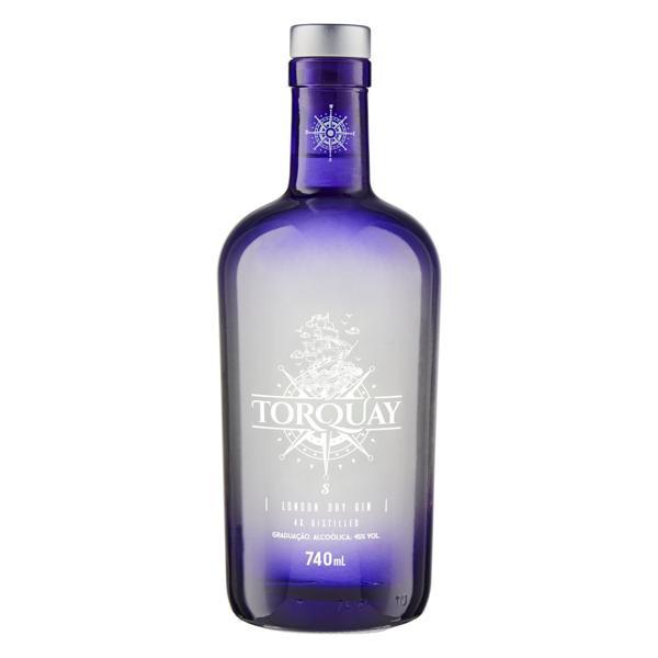 Gin Torquay 740Ml London com Taça