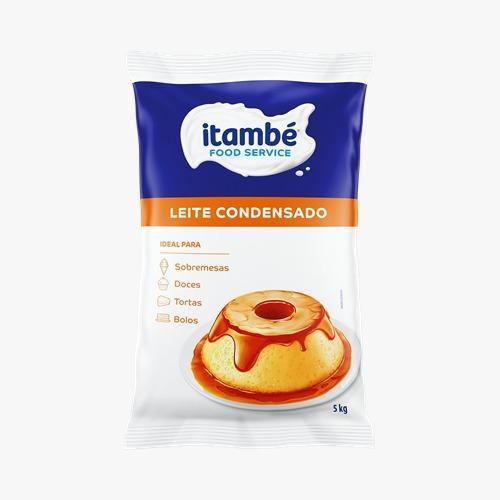 Leite Condensado ITAMBÉ Bag 5kg