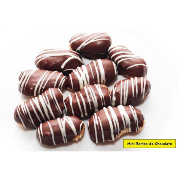 Mini Bomba Chocolate