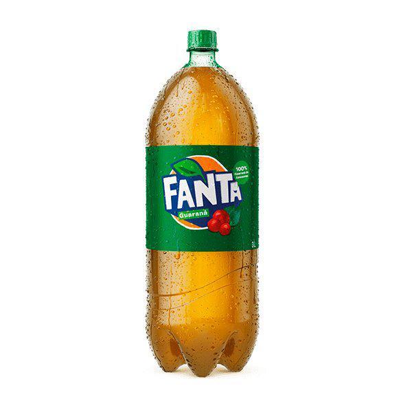Refrigerante Fanta Guaraná 3L
