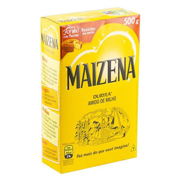 Amido de Milho Maizena Duryea Caixa 500g