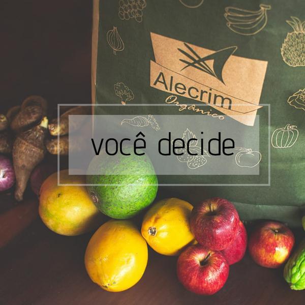 Assinatura Você decide