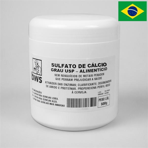 Sulfato de Cálcio U.S.P. 500g
