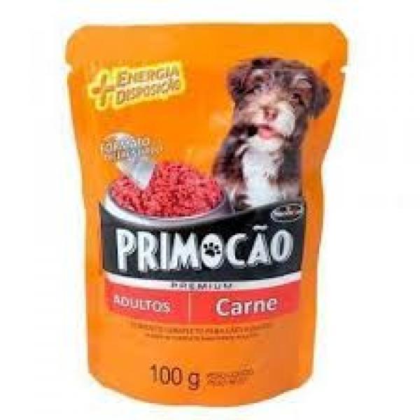 Alim Primocao Carne 100G Sc