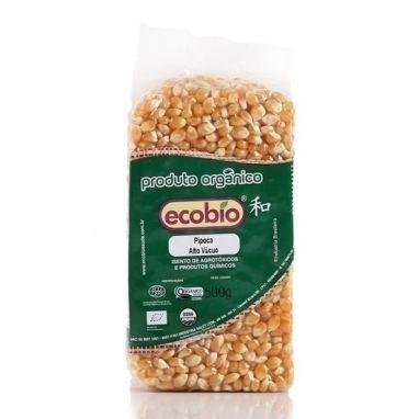 Milho de pipoca 500g - Ecobio