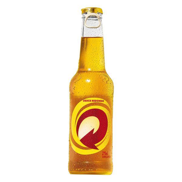 Cerveja Pilsen Skol Garrafa 275ml