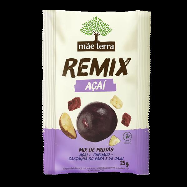 Remix Açai 25g - Mãe Terra