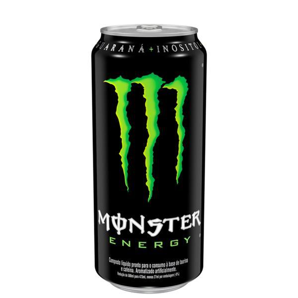 Energetico Monster 473Ml Energy