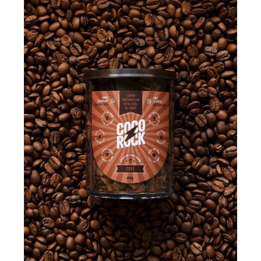 Crispy coco café 80g - Armazém do Miguel