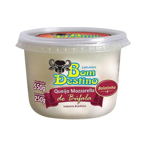 Queijo Mozzarella Bola Bom Destino 250g