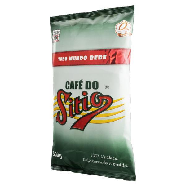 Café Torrado e Moído Superior Café do Sítio Pacote 500g