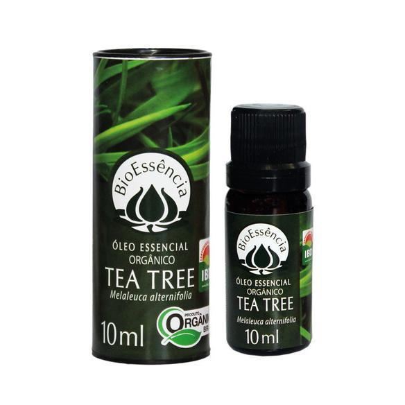 Óleo essencial tea tree (melaleuca) 10ml - Bioessência