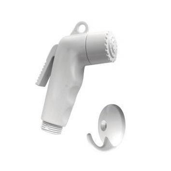 BLUKIT Ducha Gatilho Branco com Crivo Branco 240203