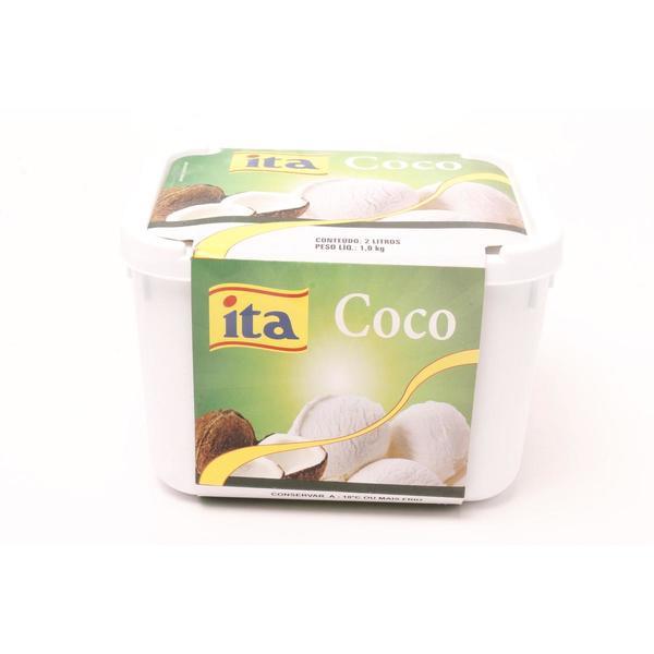 Sorvete ITA Coco 2L