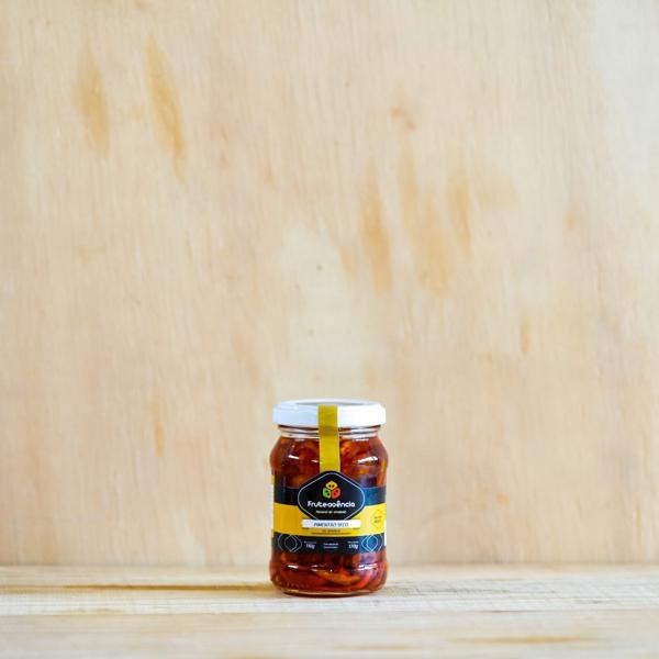 Pimentão Seco em Conserva 170g - Frutessência