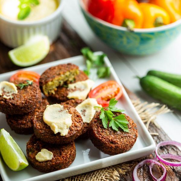 Falafel 240g - Veggie Roots