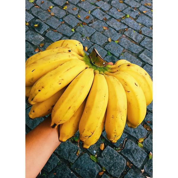 Banana D´água (kg)