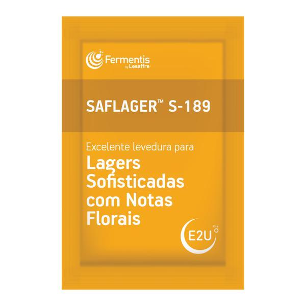 Fermento SafLager™ S-189 - Fermentis 11,5g