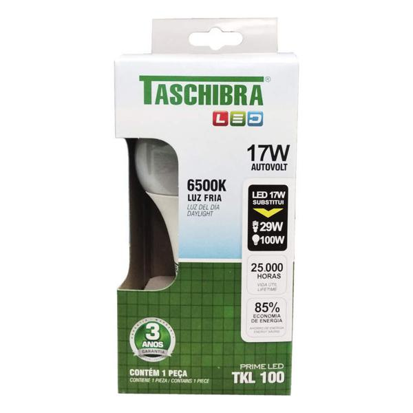 Lâmpada Taschibra Led Tkl 100 17W