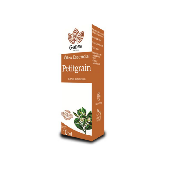 Óleo Essencial de Petitgrain 10ml Gabea
