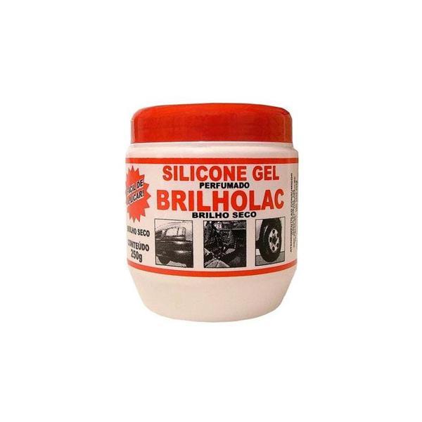 Silicone Gel Brilholac 250G  Perfumado