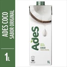 Bebida De Soja  Ades Coco 1lt