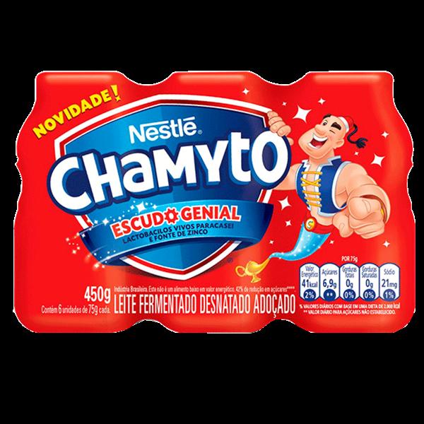 Leite Fermentado NESTLÈ Chamyto Tradicional 450g