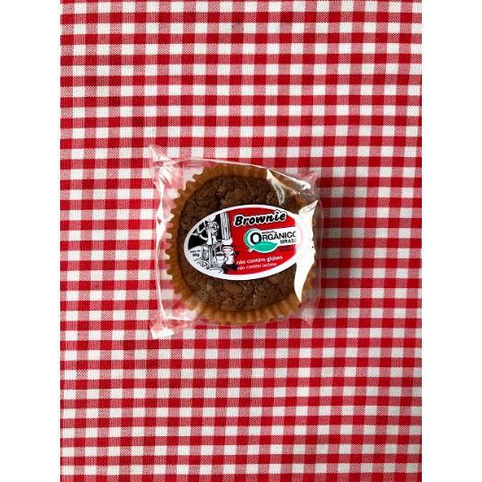 Brownie s/glúten e lactose